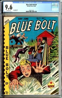 Blue Bolt V9 #9