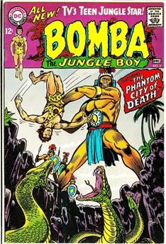 Bomba the Jungle Boy #2