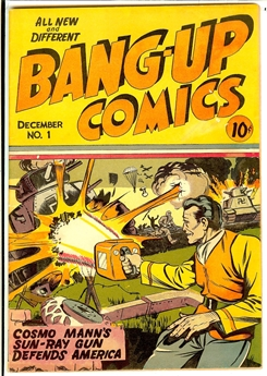 Bang-Up Comics #1