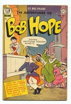 Adventures of Bob Hope #10