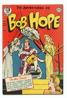 Adventures of Bob Hope #11