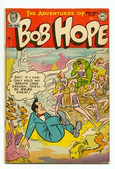 Adventures of Bob Hope #20