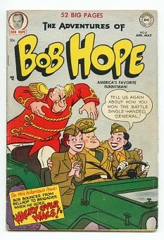 Adventures of Bob Hope #8