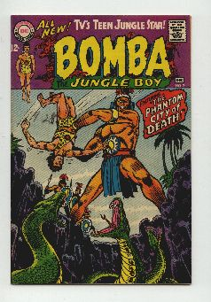 Bomba the Jungle Boy #2