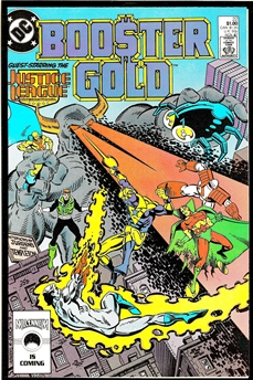 Booster Gold #22