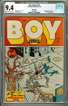Boy Comics #29