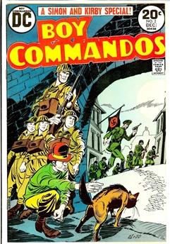 Boy Commandos (Vol 2) #2