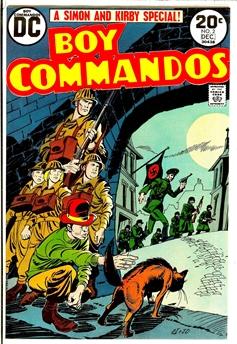 Boy Commandos #2