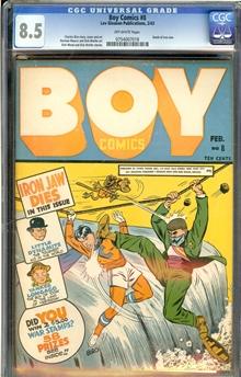 Boy Comics #8