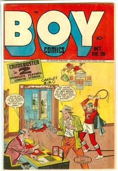 Boy Comics #36