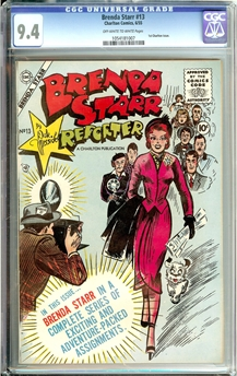Brenda Starr #13