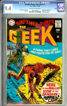 Brother Power the Geek #1