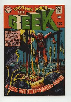 Brother Power the Geek #2