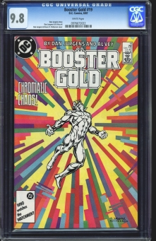 Booster Gold #19