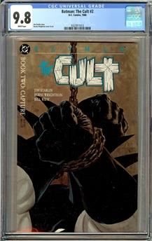 Batman: The Cult #2