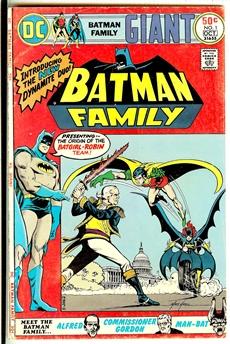 Batman Family #1