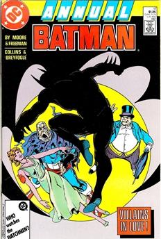 Batman Annual #11