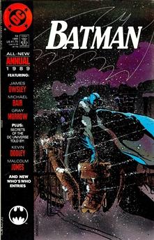 Batman Annual #13