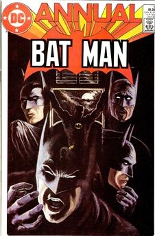 Batman Annual #9