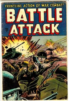 Battle Attack #3