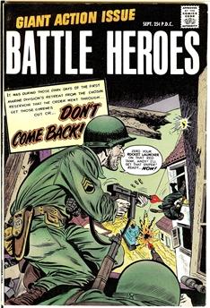 Battle Heroes #1