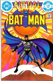 Batman Annual #8