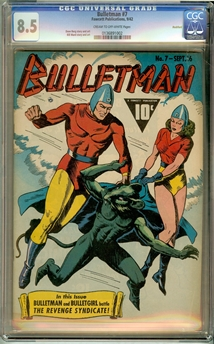 Bulletman #7