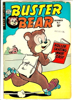Buster Bear #7