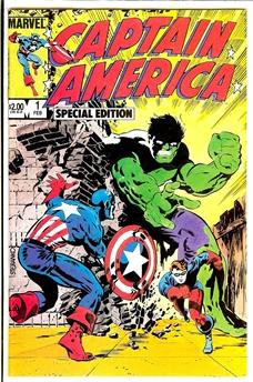 Captain America Special Edition #1