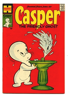 Casper the Friendly Ghost #65