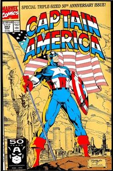 Captain America #383