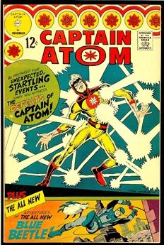 Captain Atom #83