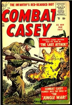 Combat Casey #26