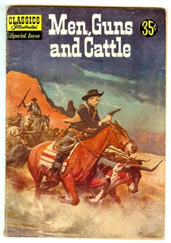 Classics Illustrated Special Issue #153A