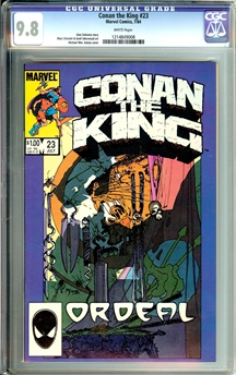 Conan the King #23