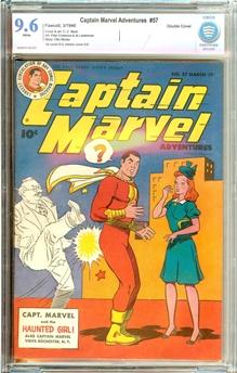 Captain Marvel Adventures #57