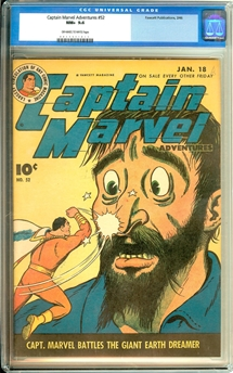 Captain Marvel Adventures #52