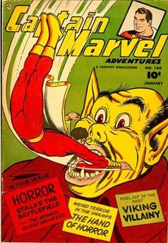 Captain Marvel Adventures #140