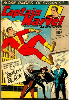 Captain Marvel Adventures #142