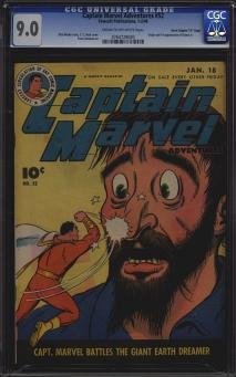 Captain Marvel Adventures #52