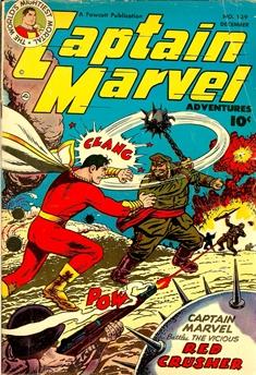 Captain Marvel Adventures #139