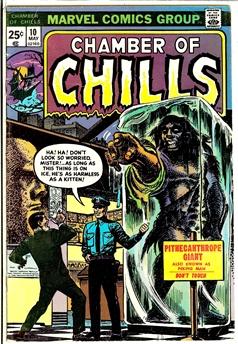 Chamber of Chills #10