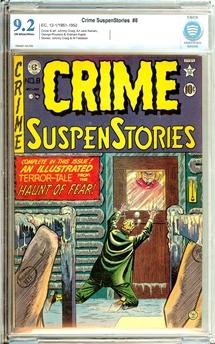 Crime SuspenStories #8