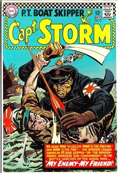Captain Storm #15
