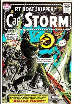 Captain Storm #1