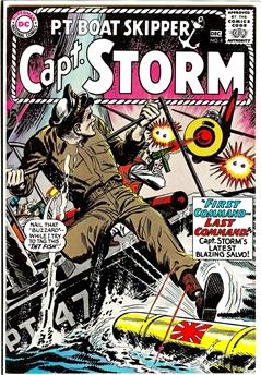 Captain Storm #4