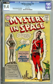 Mystery in Space #79