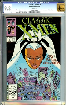 Classic X-Men #28
