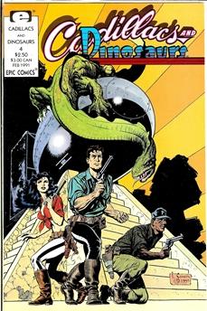 Cadillacs and Dinosaurs #4