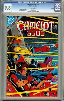 Camelot 3000 #10